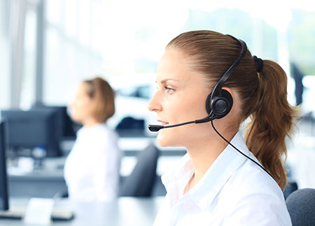 PCN services, call center, answering service