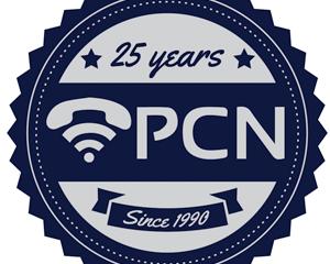 PCN 25 Year Logo