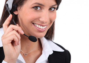 good customer service starts on the phone