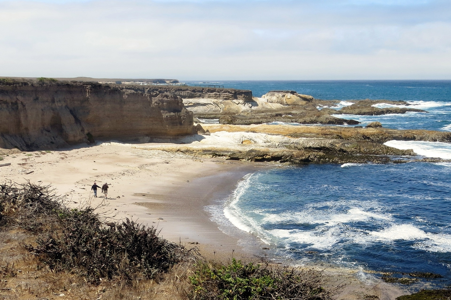 our friendly and professional operators make business a walk on the beach for our answering service clients in San Luis Obispo